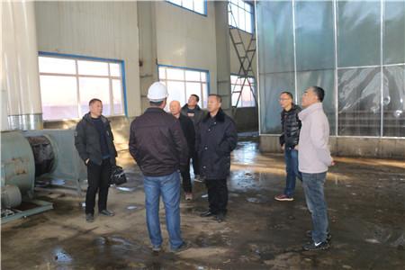 市农机推广中心 秸秆肥料化综合利用项目调研