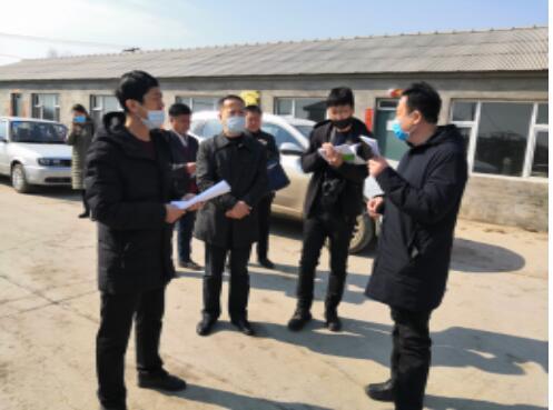 吉林市农机推广中心 积极抓好备春耕生产工作