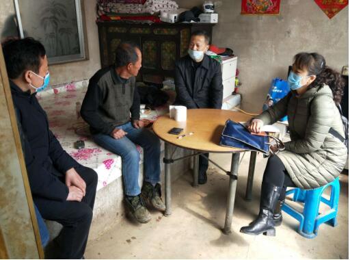 吉林市农机推广中心积极抓好脱贫攻坚工作