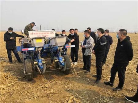 吉林市农机化服务组织典型